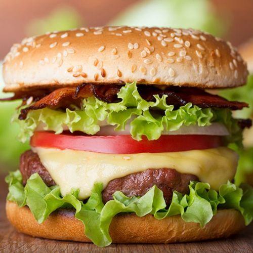 Гамбургеры и Чизбургеры - GIPPO.ME